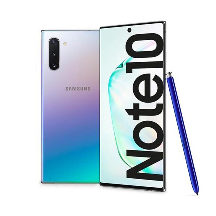 Smartphone Samsung Galaxy Note 10 SM-N970F 6.3' FHD 8Gb RAM 256Gb 12MP Silver