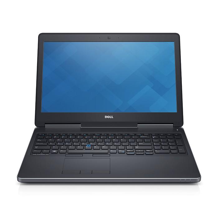 Mobile Workstation Dell Precision 7520 Core i7-7820HQ 2.9GHz 16Gb 512Gb 15.6' NVIDIA Quadro M2200 Win 10 Pro