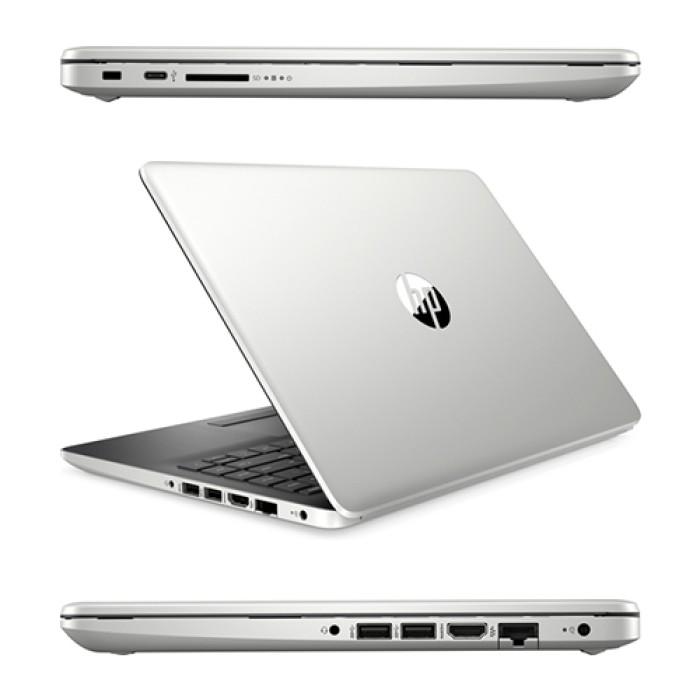 Notebook HP 14-dk0004ns AMD A9-9425 3.1GHz 8Gb 512Gb SSD 14' HD LED Windows 10 HOME [LINGUA SPAGNOLA]