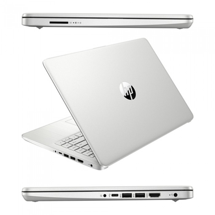 Notebook HP 14s-dq1021ns i7-1065G7 1.3GHz 8Gb 512Gb SSD 14' FHD LED Windows 10 HOME [LINGUA SPAGNOLA]