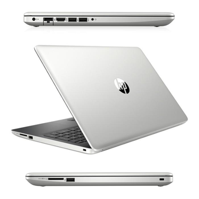 Notebook HP 15-db1010ns R7 PRO 3700U 2.3GHz 8Gb 256Gb SSD 15.6' HD LED Windows 10 HOME [LINGUA SPAGNOLA]