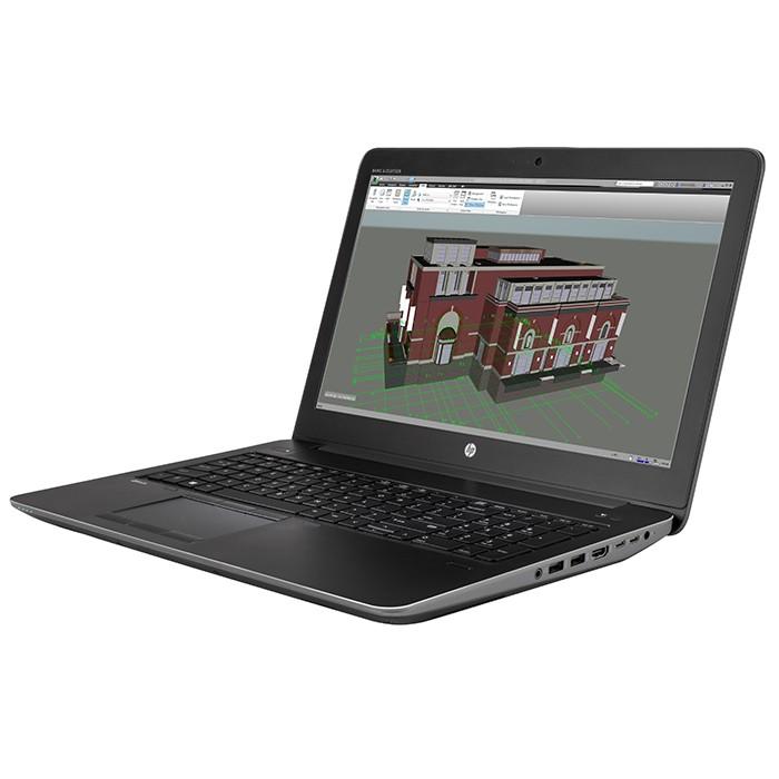 Mobile Workstation HP ZBOOK 15 G3 Core i7-6820HQ 2.7GHz 16Gb 512Gb SSD 15.6' Nvidia Quadro M2000M Win. 10 Pro.