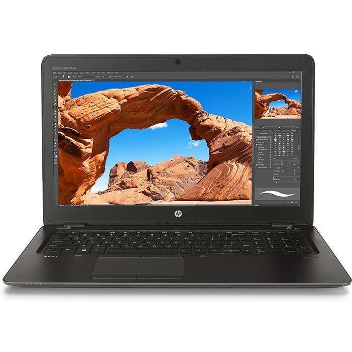 Mobile Workstation HP ZBOOK 15U G4 Core i7-7500U 16Gb 512Gb SSD 15.6' RADEON R7 M350 Win. 10 Professional