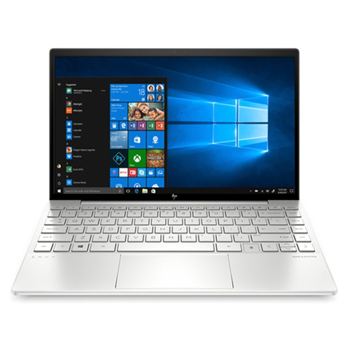 Notebook HP ENVY 13-ba0007nl Core i5-1035G1 1.0GHz 8Gb 512Gb SSD 13.3' FHD BV LED Windows 10 HOME