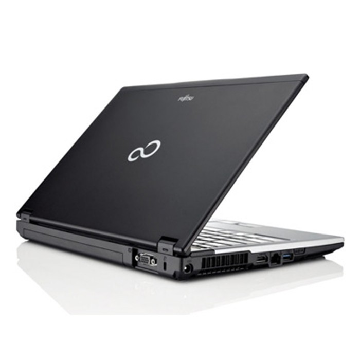 Notebook Fujitsu Lifebook S752 Core i5-3340M 8Gb Ram 256Gb SSD WEBCAM 14' Windows 10 HOME