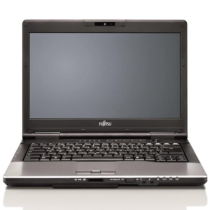 Notebook Fujitsu Lifebook S752 Core i5-3340M 2.7GHz 8Gb Ram 256Gb SSD 14' Windows 10 Professional