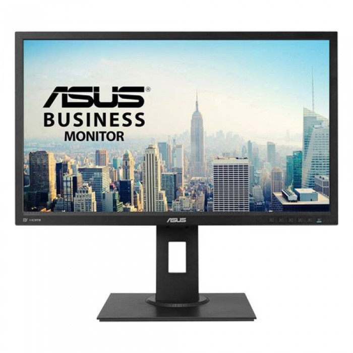 Monitor Asus LED 24 Pollici Wide BE24A 1920x1200 FHD Nero VGA DVI-D Display Port