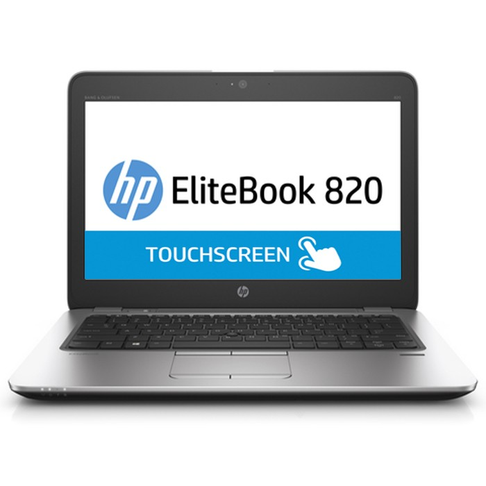 Notebook HP EliteBook 820 G3 Core i5-6300U 2.4GHz 8Gb 256Gb SSD 12.5' TOUCH FHD LED Windows 10 Professional