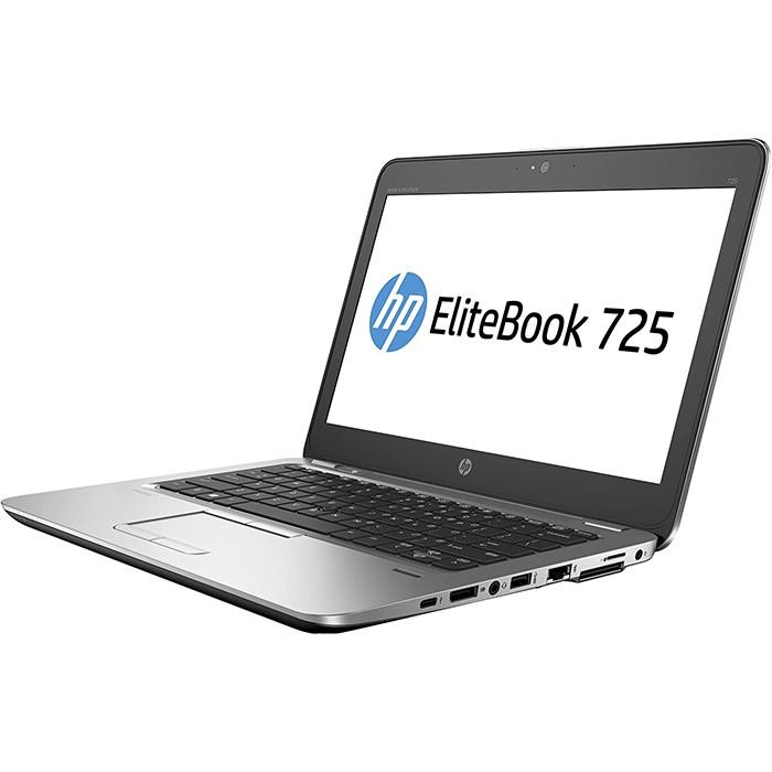 Notebook HP Elitebook 725 G3 A10-8700B 1.8GHz 8Gb 256Gb SSD 12.5' Windows 10 Professional