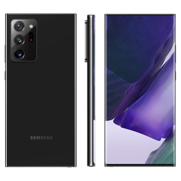 Smartphone Samsung Galaxy Note 20 ULTRA 5G SM-N986B 6.9' 12Gb RAM 512Gb Dynamic AMOLED 2X 12MP BLACK