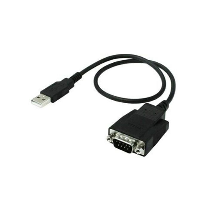 Adattatore HP da PC USB 2.0 a Porta Seriale 778796-001 RS-232 MASCHIO CON CAVO