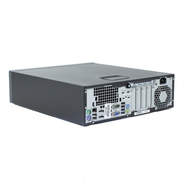 PC HP ProDesk 600 G1 SFF Core i5-4570 3.2GHz 8Gb 256Gb SSD DVD Windows 10 Professional