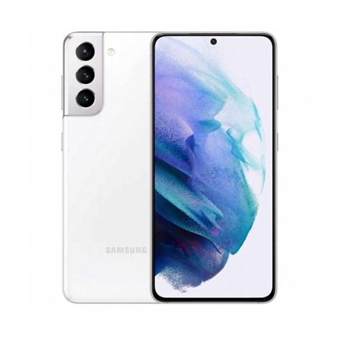 Smartphone Samsung Galaxy S21 5G SM-G991B 6.2' 8Gb RAM 128Gb Dynamic AMOLED 2X 12MP WHITE [Grade B]