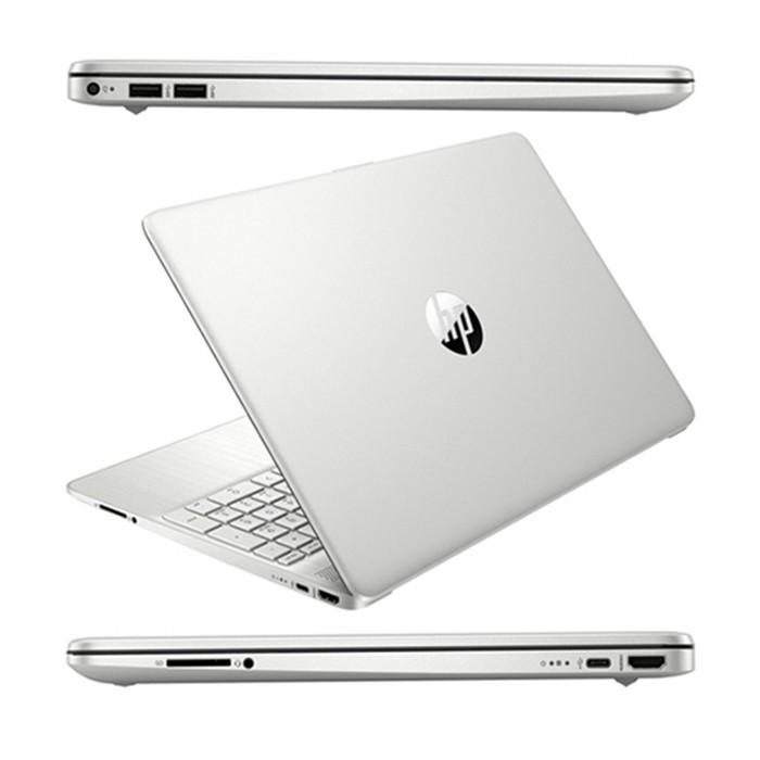 Notebook HP 15s-fq2002nl Intel Core i7-1165G7 2.8GHz 8Gb 256Gb SSD 15.6' HD LED Windows 10 HOME