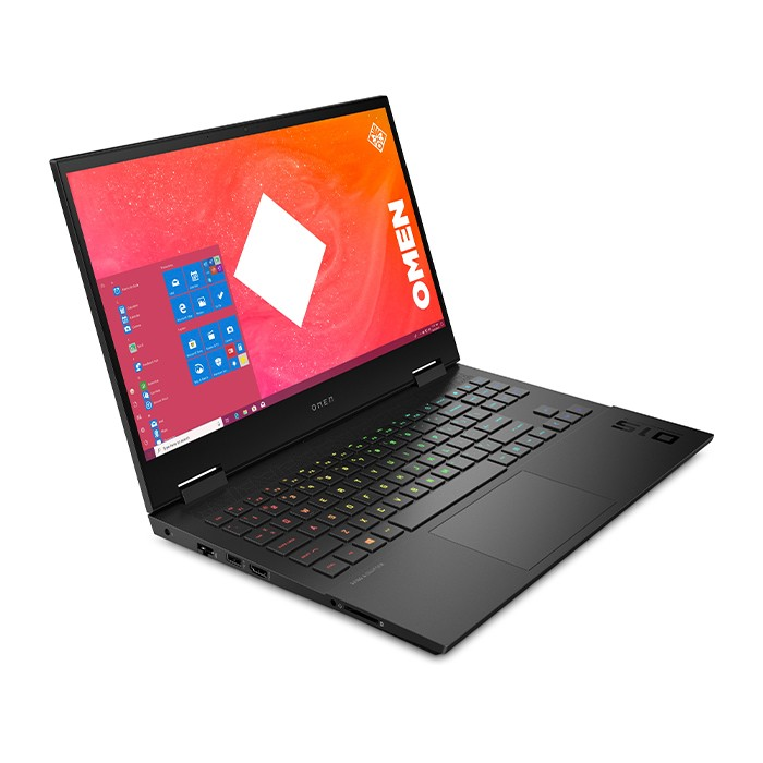 Notebook Gaming HP Omen 15-en0004nl Ryzen 7-4800H 16Gb 1Tb SSD 15.6' GeForce RTX 2060 6GB Windows 10 HOME