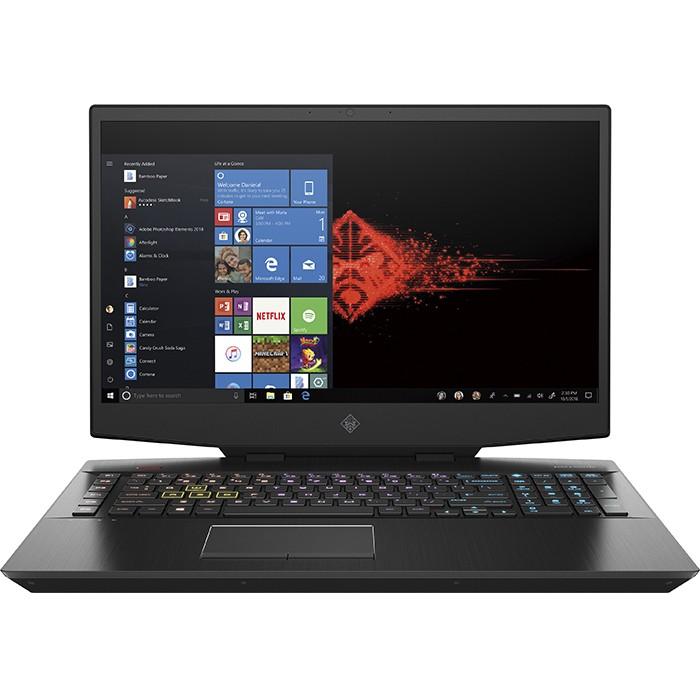 Notebook Gaming HP Omen 17-cb0018nl i7-9750H 16Gb 1256Gb SSD 17.3' GeForce RTX 2060 6GB Win 10 HOME