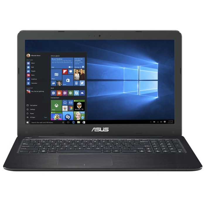 Notebook Asus F556U Core i7-7500U 2.7GHz 8Gb 500Gb DVD-RW 15.6' Windows 10 Home