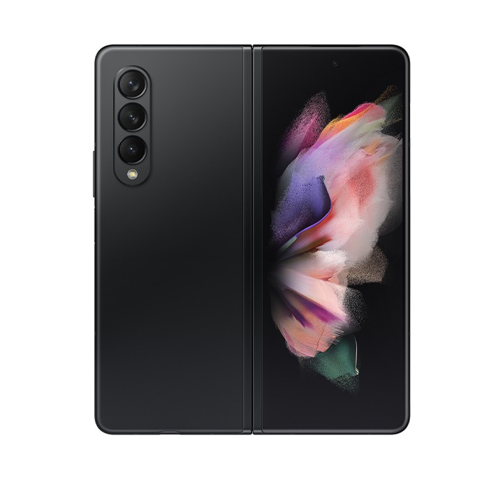 Smartphone Samsung Galaxy Z FOLD 3 5G SM-F926B 6.7' 12Gb RAM 512Gb Dynamic AMOLED 2X 12MP BLACK