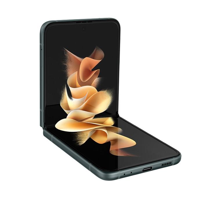 Smartphone Samsung Galaxy Z FLIP 3 5G SM-F711B 6.7' 8Gb RAM 128Gb Dynamic AMOLED 2X 12MP GREEN