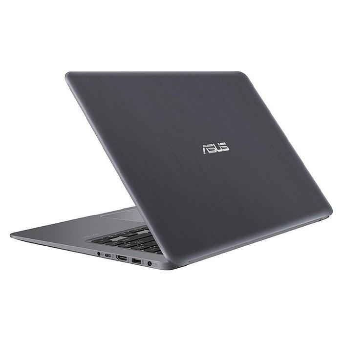 Notebook Asus VivoBook S510U Core i5-8250U 1.6GHz 4Gb 500Gb 15.6' GeForce MX130 4GB Windows 10 Home