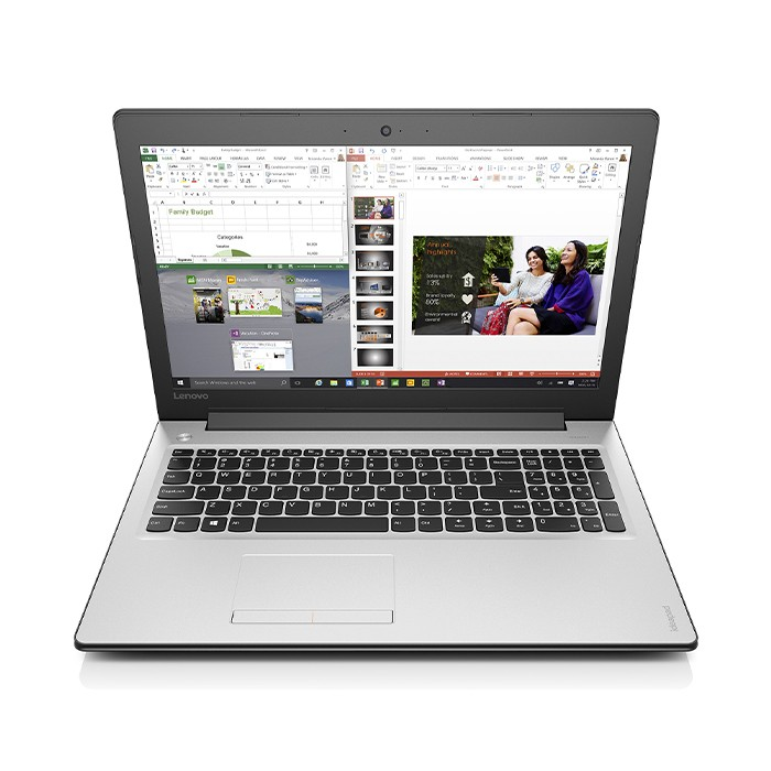 Notebook Lenovo IdeaPad 310 Core i5-7200U 2.5GHz 4Gb 500Gb DVD-RW 15.6' GeForce 920M 4GB Win 10 Home [Grade B]