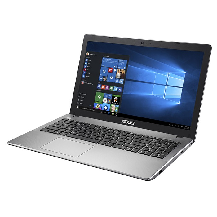 Notebook Asus K550V Core i7-7700HQ 2.8GHz 4Gb 500Gb DVD-RW 15.6' GeForce GTX 950M 4GB Windows 10 Home