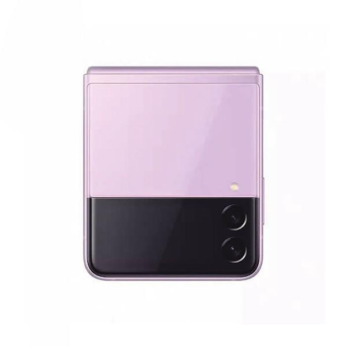 Smartphone Samsung Galaxy Z FLIP 3 5G SM-F711B 6.7' 8Gb RAM 256Gb Dynamic AMOLED 2X 12MP LAVENDER