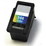 TESTINA RIGENERATA CANON COLORE MG 2450,MG2550,MG2950,IP2850 CL546  ALTA CAPACITA' 13 ML