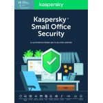 KASPERSKY SMALL OFFICE SECURITY 7.0 1 SERVER - 10 UTENTI - 12 MESI