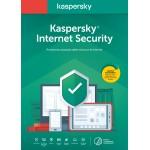 KASPERSKY INTERNET SECURITY 2020 1 UTENTE 1 ANNO