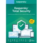 KASPERSKY TOTAL SECURITY 3 USER 1 YEAR