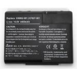 Batteria compatibile. 8 celle - 14.4 / 14.8 V - 4400 mAh - 64 Wh - colore NERO - peso 430 grammi circa - dimen