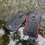 SMARTPHONE RUGGED X5 ARMOR IMPERMEABILE PROTEZIONE IP68 ANdROID 10 OCTA CORE
