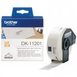 BROTHER DK11201 400 ETICH ADES CAR NER0 BIANC 29X90
