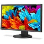 NEC 60003584 E224WI BK 21.5W LED 16 9 1000 1 VGA-DVI 250CD M²