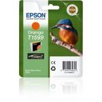 EPSON C13T15994010 CARTUCCIA HI-GLOSS2 T1599 MARTIN PESCATORE ARANCIO