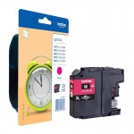 BROTHER LC125XLM CARTUCCIA MAGENTA DA 1.200 PAGINE