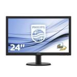 PHILIPS 243V5LHAB/00 23.6 LED 1920X1080 16 9 250CD M2 HDMI DVI VGA MMD