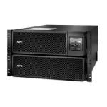 APC SRT10KRMXLI APC SMART-UPS SRT 10000VA RM 230V 6U
