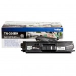 BROTHER TN326BK TONER NERO AD ALTISSIMA CAPACITA 4.000 PAG .SING.