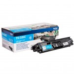BROTHER TN326C TONER CIANO AD ALTISSIMA CAPACITA 3.500 PAG  SING.
