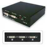LINDY LINDY38104 DVI SPLITTER DUAL LINK 1 4