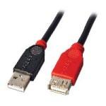 LINDY LINDY42817 PROLUNGA ATTIVA USB 2.0. 5M