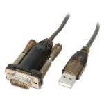 LINDY LINDY42855 CONVERTER USB SERIALE LITE