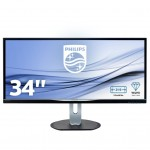 PHILIPS BDM3470UP/00 34 LCD RETR LED ULTRAWIDE MULTIVIEW 21 9 3440X1440