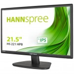 HANNSPREE HS221HPB MONITOR 21 5 LED 16 9 IPS 178 VIEW