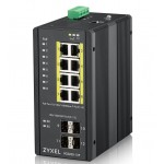 ZYXEL RGS200-12P-ZZ0101F SWITCH 12 PORTE MANAGED, 8 PORTE GBIT POE + 4 SFP