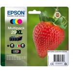 EPSON C13T29964012 MULTIPACK 4 CARTUCCE 29XL CLARIA  HOME FRAGOLE