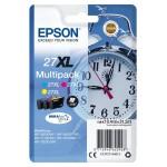 EPSON C13T27154012 MULTIPACK 3 CARTUCCE 27XL SVEGLIA