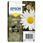EPSON C13T18044012 CARTUCCIA CLARIA HOME 18 MARGHERITA  33 ML GIALLO